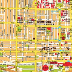 maps toronto canada directions map toronto ontario canada maps and directions at map