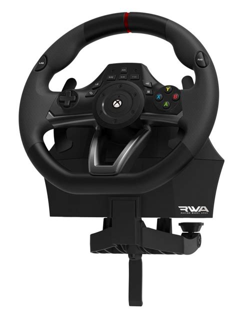 details revealed for the hori xbox one racing wheel