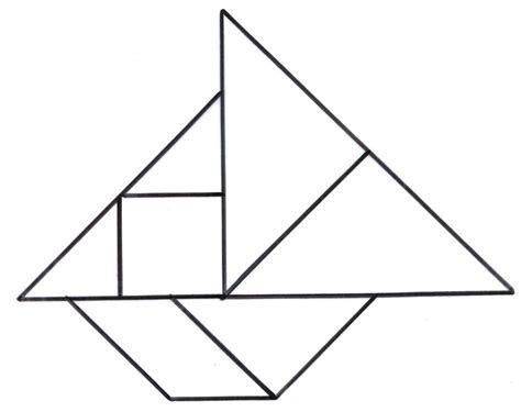 imagenes de barcos con tangram tangrams 04 300x237 l 243 gico matem 225 tica pinterest math