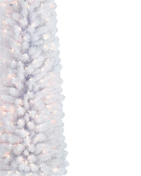 skim milk white pencil christmas trees online treetopia
