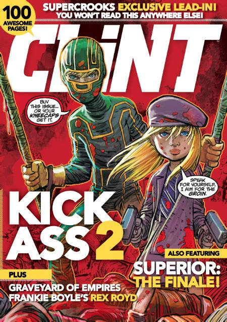 super crooks book 1781167028 clint magazine 15 to feature mark millar s supercrooks prequel league of comic geeks