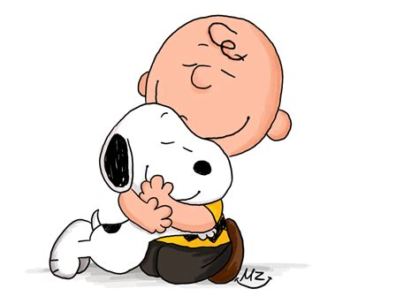 snoopy clipart snoopy and brown by 822peppermintpatty66 on deviantart