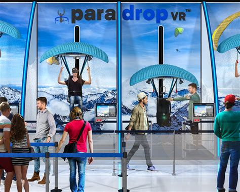 exclusive frontgrid  launch  paradrop vr