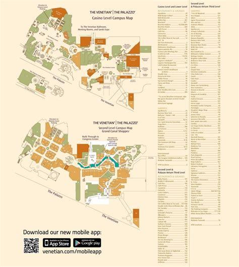 casino in usa map las vegas venetian and palazzo hotel map