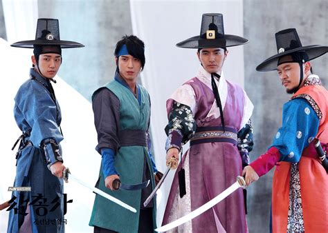 Three Musketeer quot the three musketeers quot season 2 schedule is still discussion soompi