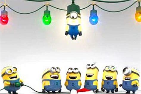 minion christmas 2 minions pinterest christmas fun