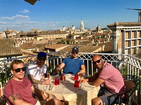 best views in rome drinks and snacks to one of the best views in rome at