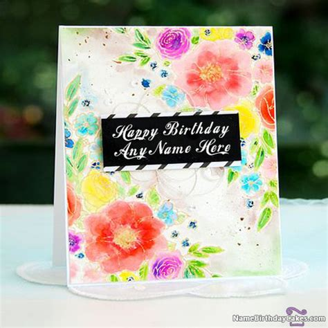 make a birthday card with name happy birthday card with name lilbibby