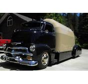 Just A Car Guy Awesome COE Streamliner Rv Built On Camper Dual Axle