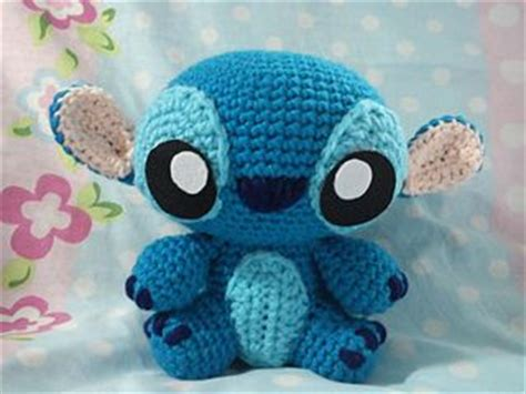 amigurumi stitch pattern an amigurumi version of baby stitch free amigurumi