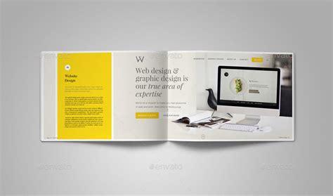 portfolio mockup templates multipurpose landscape portfolio vol ii by tiempo co