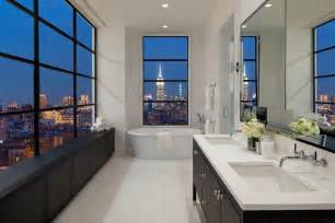 bathroom design nyc 40 stunning luxury bathrooms with incredible views