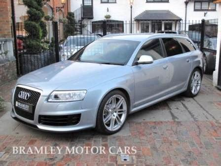 Audi Rs6 Price Uk by Audi Rs6 Price Adjustments Dealer News Surrey Near