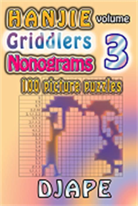 nonograms griddlers picross hanjie books free griddlers nonograms hanjie puzzle