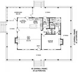 Gallery For Gt Small Cabin Floor Plans Wrap Around Porch