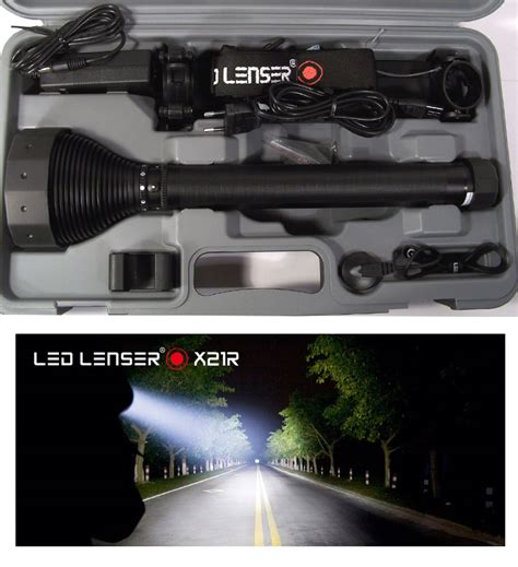 lade frontali led torce led professionali torce led lenser torcia led