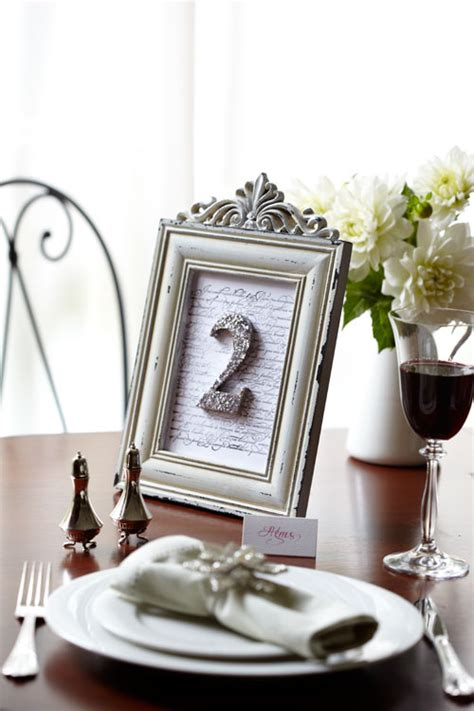 modern wedding table numbers diy wedding table numbers modern wedding