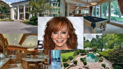 reba mcentire house own your own piece of nashville history ksux 1057