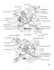 ridgid miter saw switch wiring miter free printable wiring diagrams