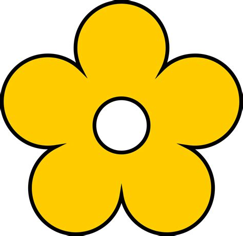 clipart flower png yellow flower png clipart 01 wallpaperalwallpaperal