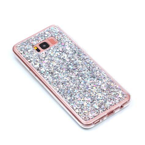 Softcase Anti Samsung Note 8 Anti Benturan Softcase glitter bling soft slim tpu anti slip cover for samsung s8 j7 2017 note 8 ebay
