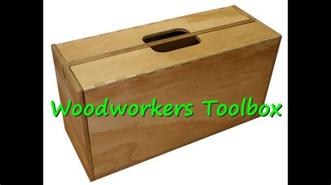 woodworkers toolbox youtube