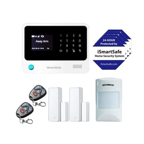 wireless home security systems burglar alarm systems