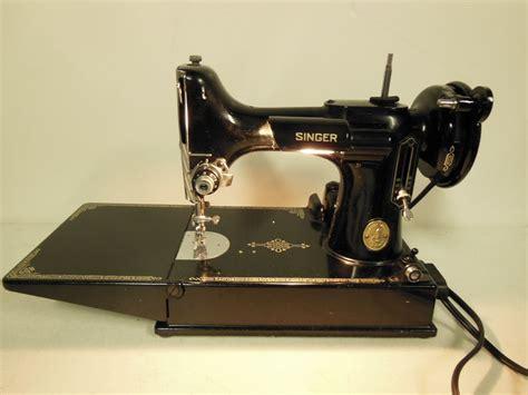 singer featherweight 221 1 sewing machine ebay vintage singer featherweight 221 1 sewing machine orig