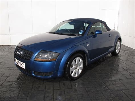 Audi Tt 1 8 Specs audi tt 1 8 2005 auto images and specification