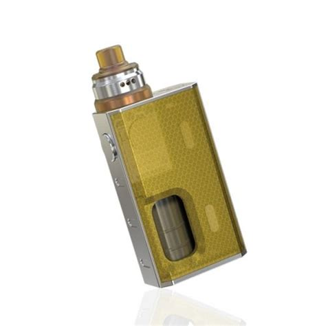 510 Connector High Profile 22mm Loaded Diy Box Mod wismec luxotic bf kit vs vandy vape pulse bf kit vape