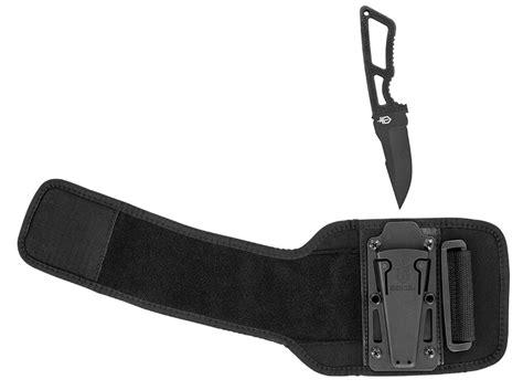 gerber neck knife gerber ghostrike fixed blade belt knife gerber gear