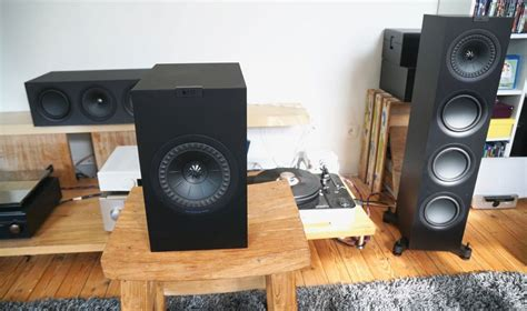 review kef q series luidsprekers q350 q650c en q750