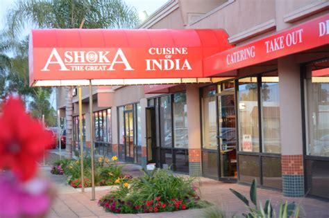 ashoka the great indian restaurant san diego