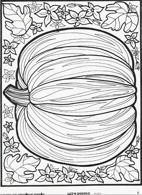 pumpkin tree coloring page 855 best images about kid art trees leaves fall on