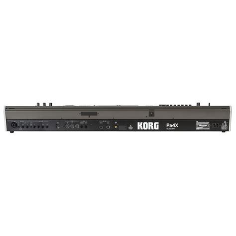 Keyboard Korg Pa4x korg pa4x musikant 61 171 keyboard