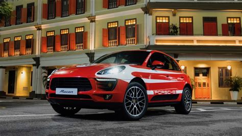 Hils Macan porsche macan crossovers done up like classic race cars