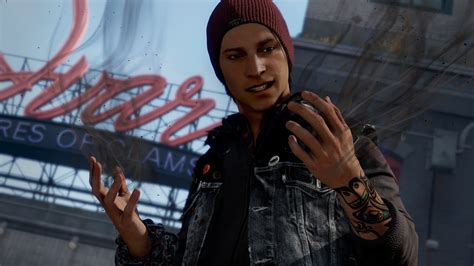 Troy Also Search For Here S How Sucker Punch Is Putting Troy Baker Inside Infamous Second Push Square