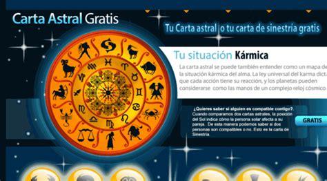 Carta Natal Gratis | cartanatalgratis es tu carta astral y carta de par