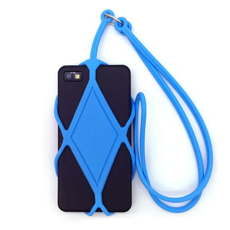 Erokawa Cell Phone Straps by Silicone Lanyard Cell Phone Cover Holder Sling