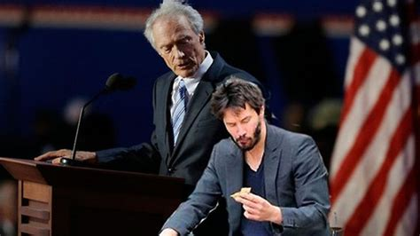 Clint Eastwood Chair Meme - i m still a huge fan obama says after clint eastwood