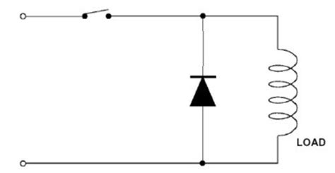 freewheeling of diode technical