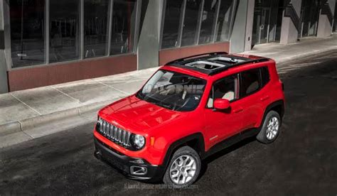 suv jeep 2015 2015 jeep baby suv leaks will be called renegade update