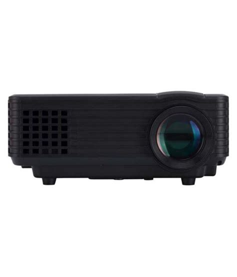 Projector Rd 805 buy unic rd 805 led projector 1024x768 pixels xga at best price in india snapdeal