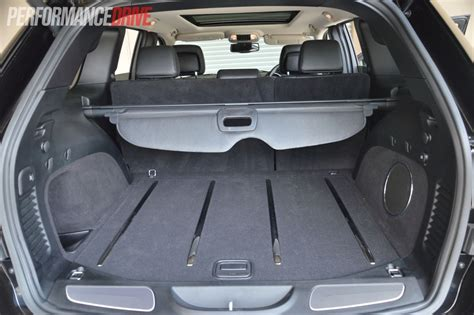 Jeep Grand Trunk Space Jeep Grand Cargo Space