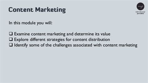 Marketing Classes 2 by Content Marketing Lesson 2 Of Bahcesehir