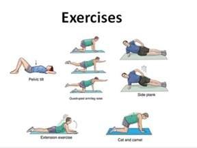 madden pt top exercises for si joint madden pt