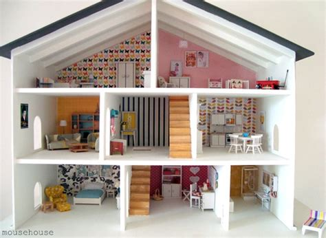 modern dolls house diy project a modern dolls house belle b 233 b 233 s