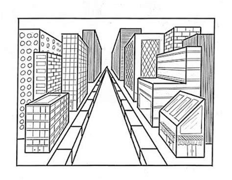 tutorial gambar perspektif gambar perspektif 1 titik lailatul khoiriah