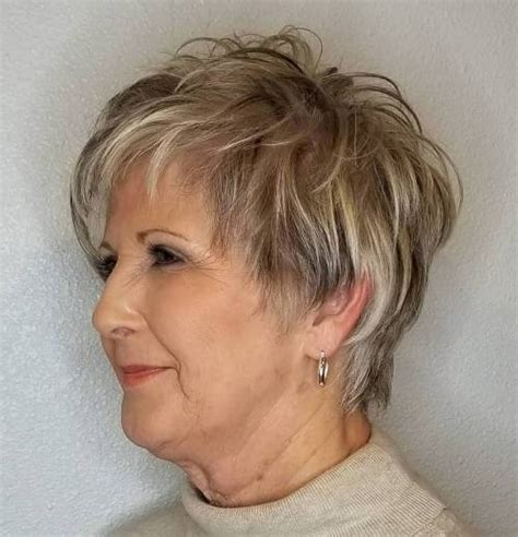 youthful shaggy hairstyles  fine hair