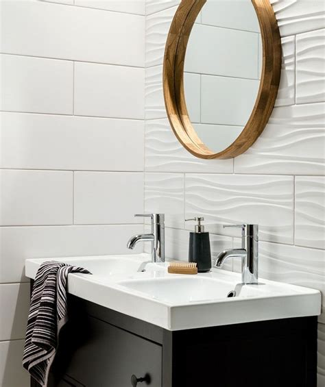 See Saw Wall Flats Add Texture To Your Walls by Bathroom Tile Idea Install 3d Tiles To Add Texture To